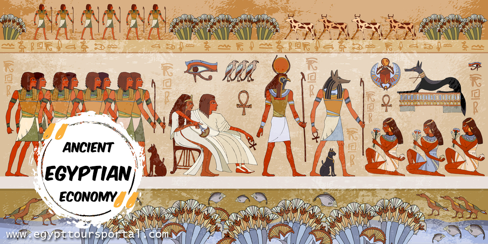 Ancient Egyptian Economy - Egypt Tours Portal