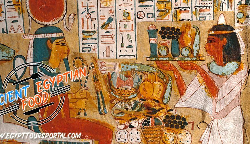 Ancient Egyptian Food - Egypt Tours Portal