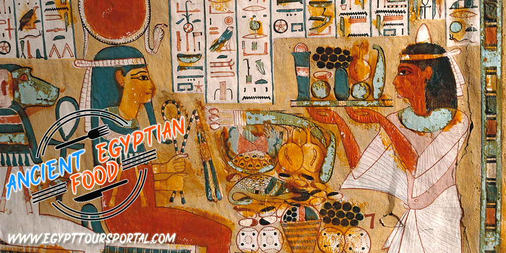 Ancient Egyptian Food - Egypt Tours Portal