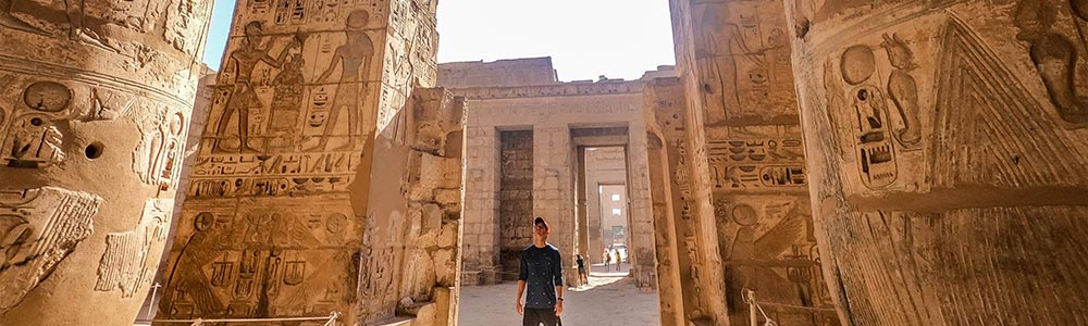 Day Eight:Complete Your Holiday in Luxor