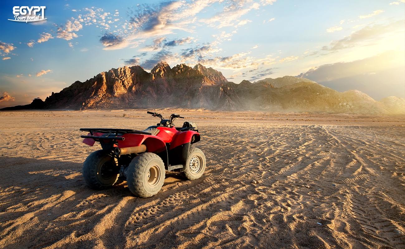 Hurghada Desert - Egypt Itinerary 10 Days - Egypt Tours Portal