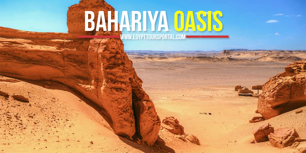 Bahariya Oasis - Bahariya Oasis History - Bahariya Oasis Attractions - Egypt Tours Portal