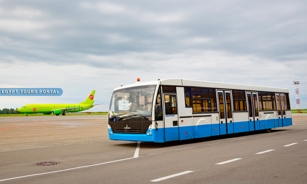 Cairo Airport Transportation - Egypt Tours Portal