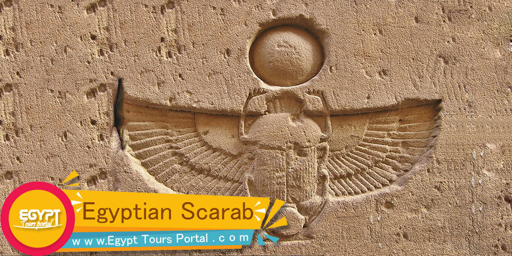 Egyptian Scarab Beetle - Egypt Tours Portal