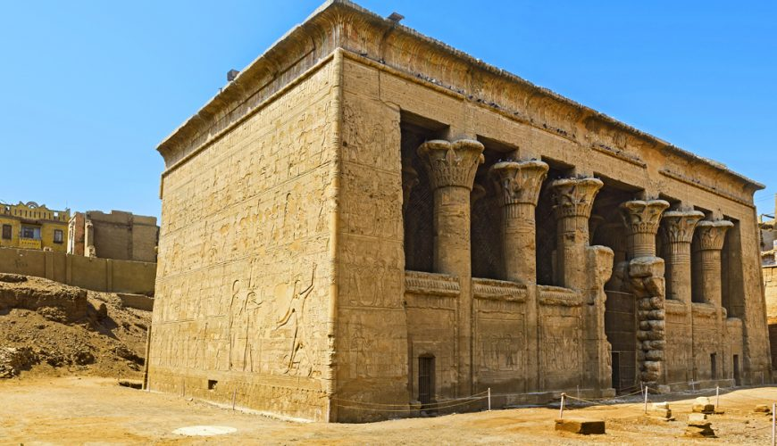 Esna Temple - Egypt Tours Portal