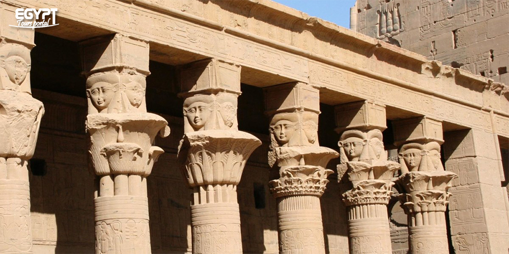 Esna Temple History - Egypt Tours Portal