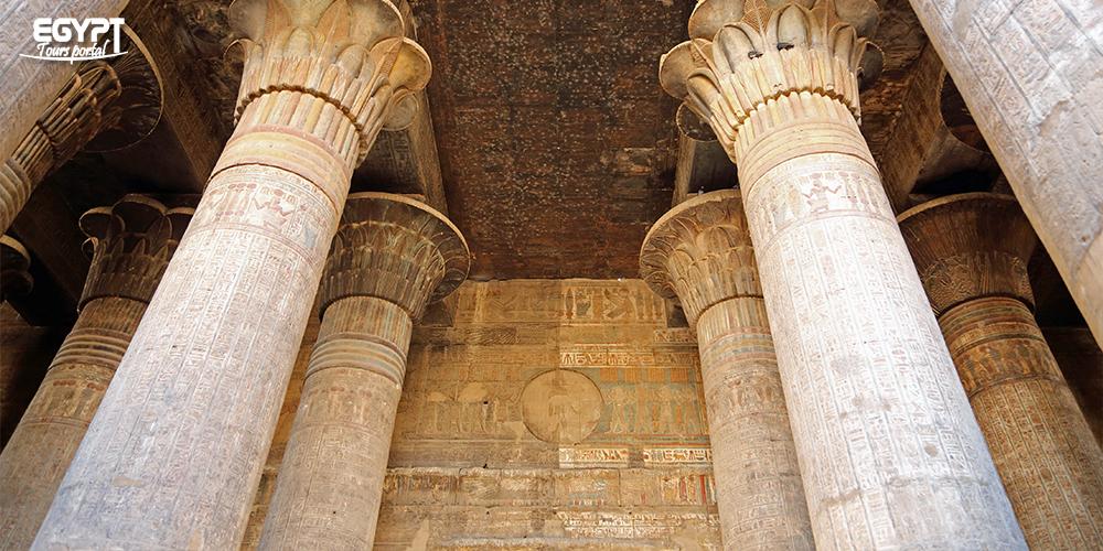 Esna Temple Location - Egypt Tours Portal