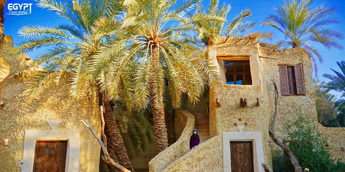 History of Siwa Oasis - Egypt Tours Portal