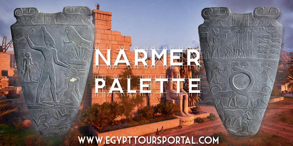 Narmer Palette - Egypt Tours Portal