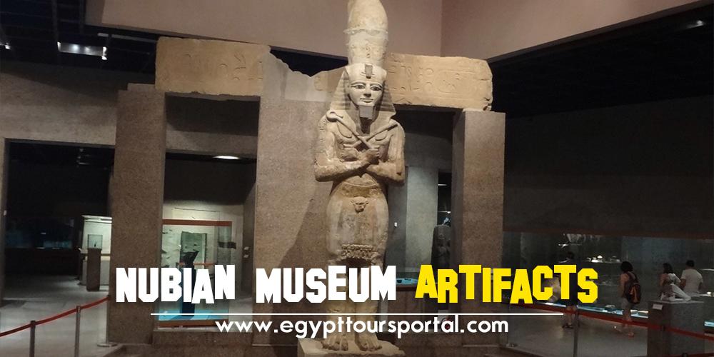Nubian Museum - Nubian Museum Artifacts - Egypt Tours Portal