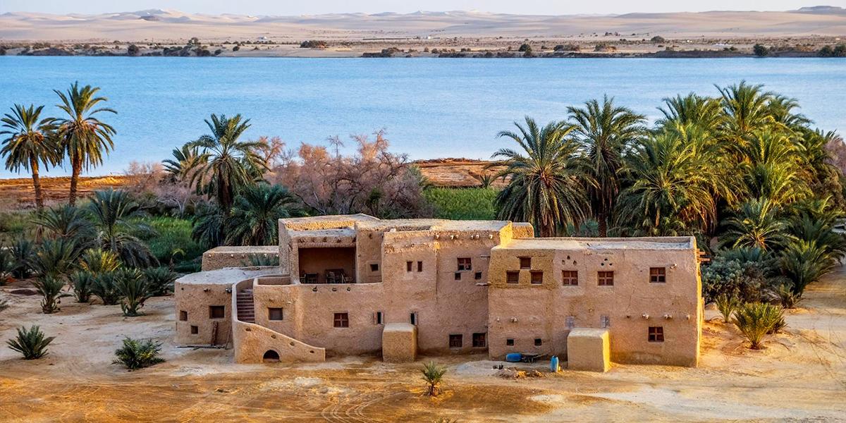 Siwa Oasis - Egypt Tours Portal