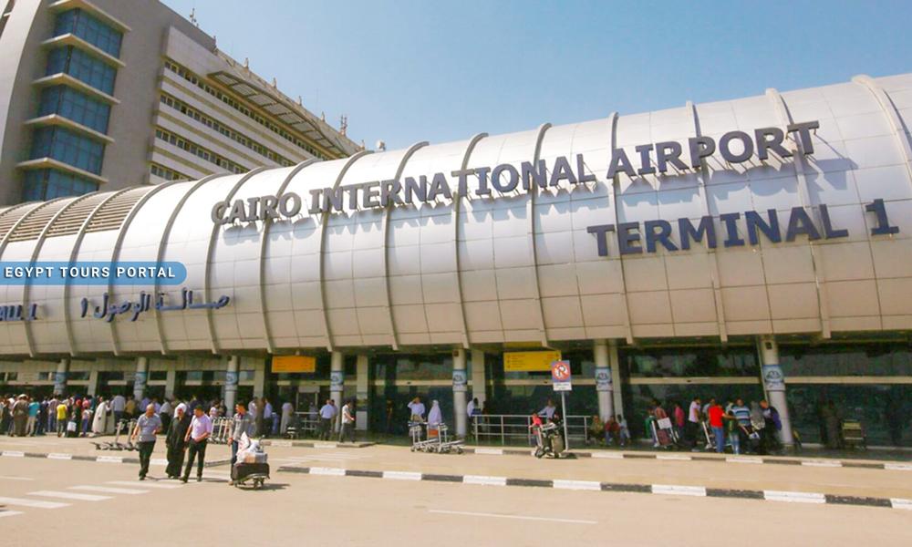 Terminals of Cairo International Airport - Egypt Tours Portal