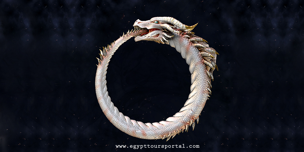 The Ouroboros Symbol - Egypt Tours Portal