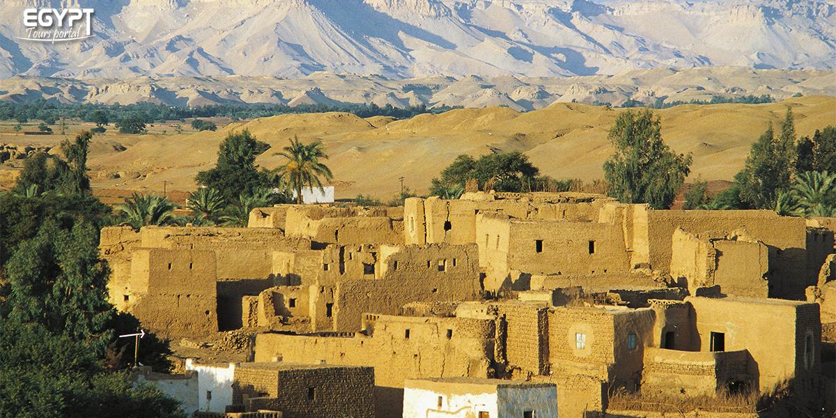 Villages inDakhla Oasis - Egypt Tours Portal