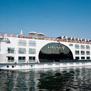 5 Days MS Farah Luxury Nile Cruise Holiday