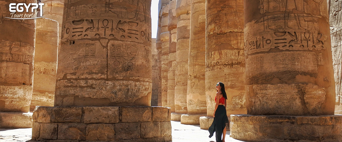 Karnak Temple in Luxor - Egypt Tourist Attractions - Egypt Tours Portal