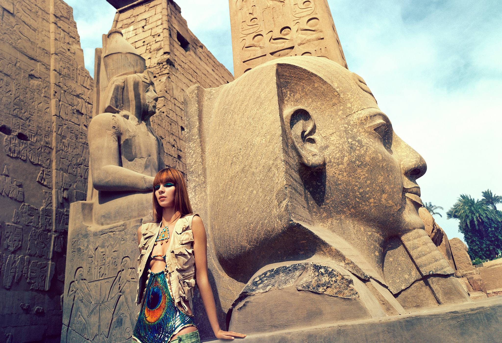 Luxor Tourist Attractions Places To Visit In Luxor Places To Go In Luxor