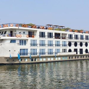5 Days Nile Cruise from Makadi Bay