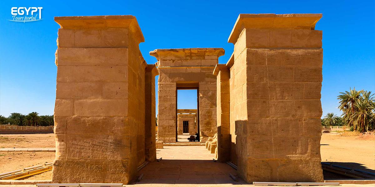 History ofKharga Oasis - Kharga Oasis Tavel Guide - Egypt Tours Portal