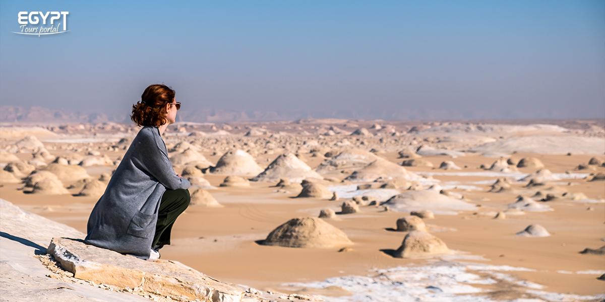 Location & Climate of Farafra Oasis - Farafra Oasis Tavel Guide - Egypt Tours Portal