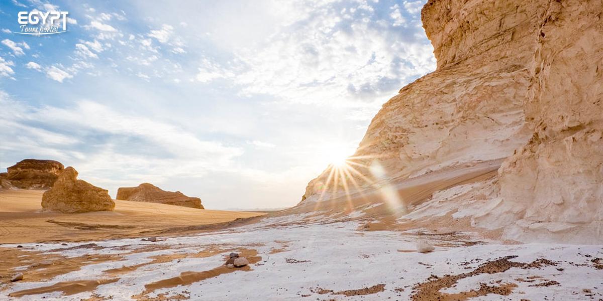 The History of Farafra Oasis - Farafra Oasis Tavel Guide - Egypt Tours Portal