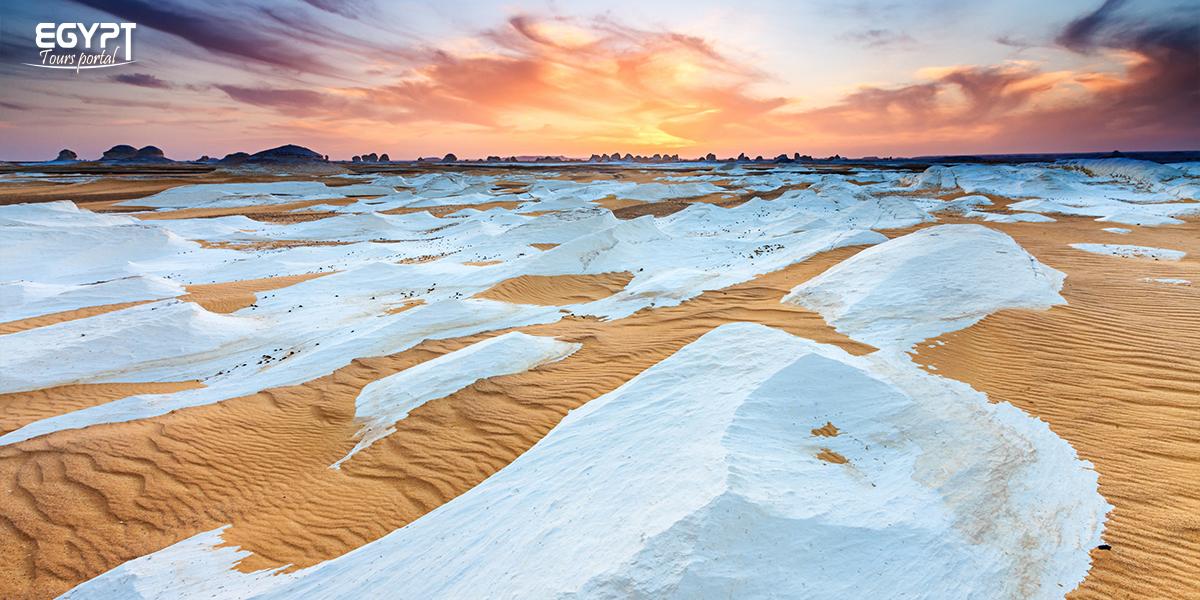 White Dessert - Farafra Egypt - Farafra Oasis Tavel Guide - Egypt Tours Portal