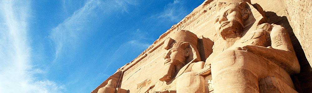Day Two:Tour to Abu Simbel - Back to Marsa Alam