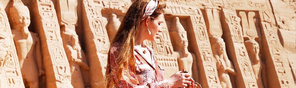 Day Two:Tour to Abu Simbel - Back to Makadi Bay