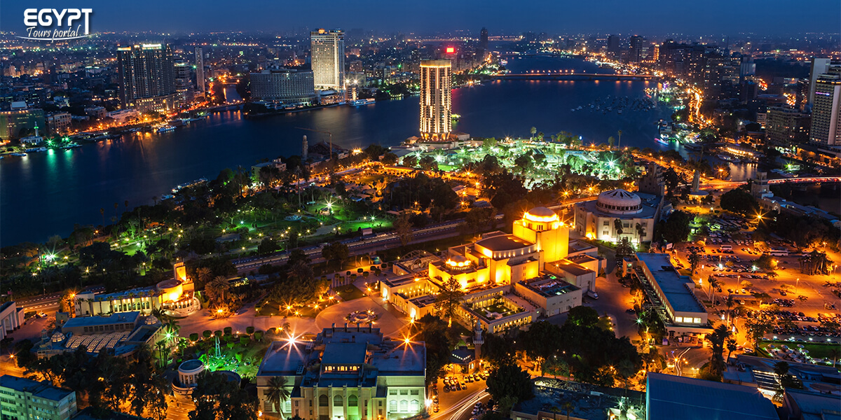 Cairo Downtown at Night - How to Spend a Night in Cairo - Egypt Tours Portal