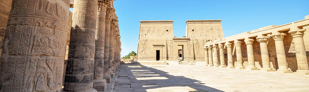 Day Two:Visit Aswan Attractions - Back to Makadi Bay