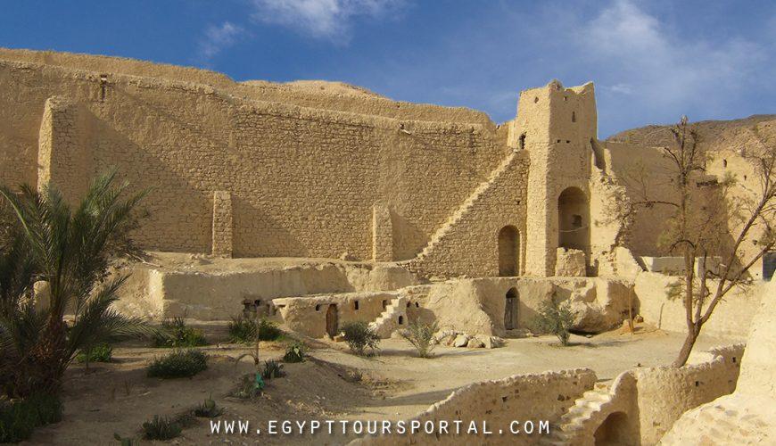 Monastery of Saint Paul the Anchorite - Egypt Tours Portal