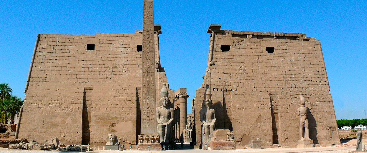 Day One: Tour to Luxor East Bank - Check-In 5* Nile Cruise