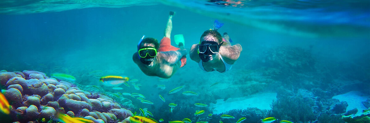 Tour Itinerary:Snorkeling Trip in Hurghada