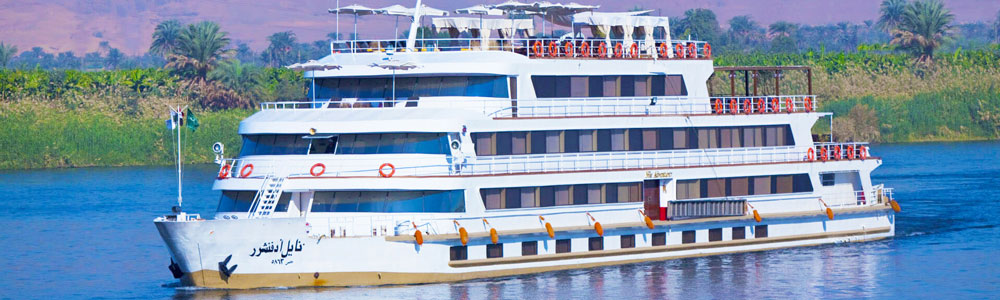Itinerary One:4 Days Luxury Nile Cruise from Aswan