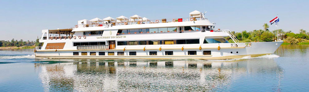 Itinerary Three:8 Days Luxury Nile Cruise from Days