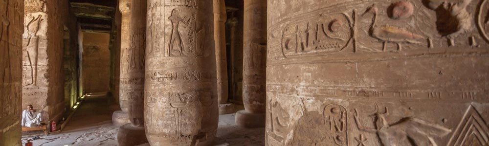 Tour Itinerary:Day Tour to Dandara and Abydos Temples from Safaga Port