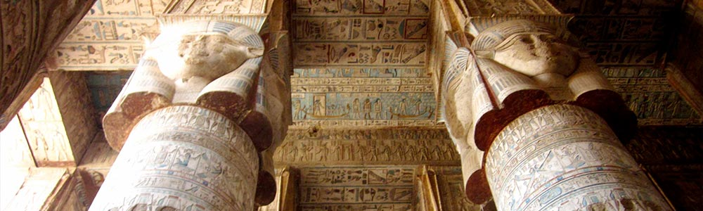 Day One:Enjoy Dendera & Abydos Temple
