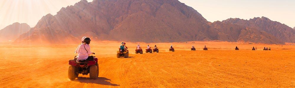 Day Five:Safari Tour in Hurghada