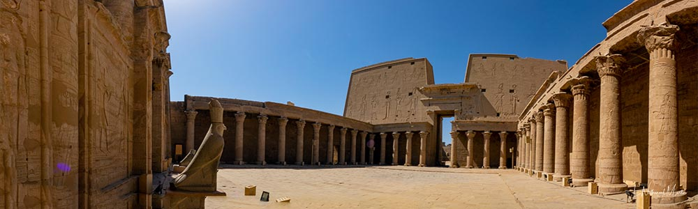 Day Five:Tour to Edfu & Kom Ombo Temples