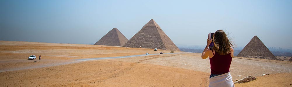 Day Two:Tour to The Pyramids and Memphis City