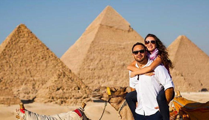 Egyptian Giza Pyramids - Egypt Tours Portal