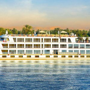 Experience Egypt in Luxury with Sanctuary Sun Boat III Nile Cruise