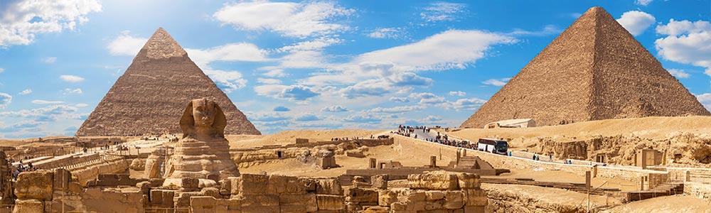 Day Two:Tour to Pyramids, Sakkara & Memphis