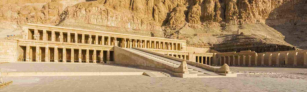 Day Two:Day Tour to Luxor West Bank + Sail to Edfu