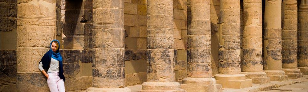 Day Four:Fly to Aswan - Visit Aswan Top Landmarks
