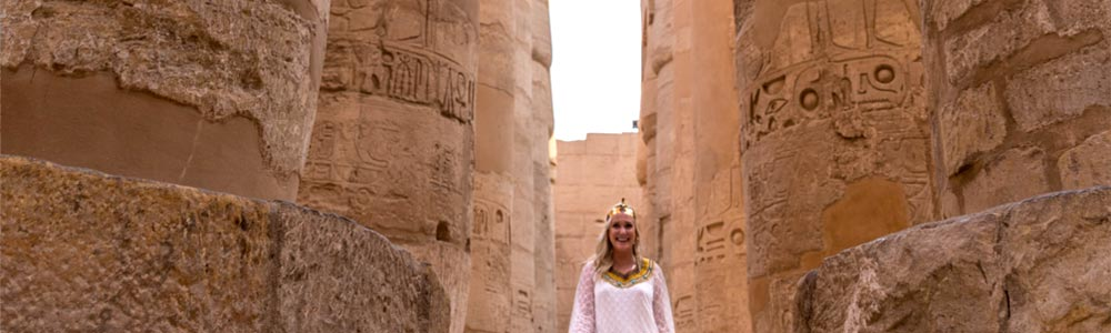 Day Seven:Stroll Through the Ancient Treasures in Luxor