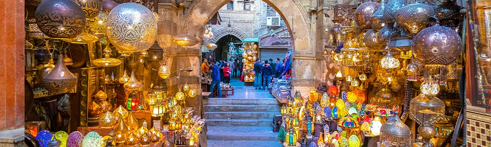 Day Seven:See the Marvels of Old Cairo