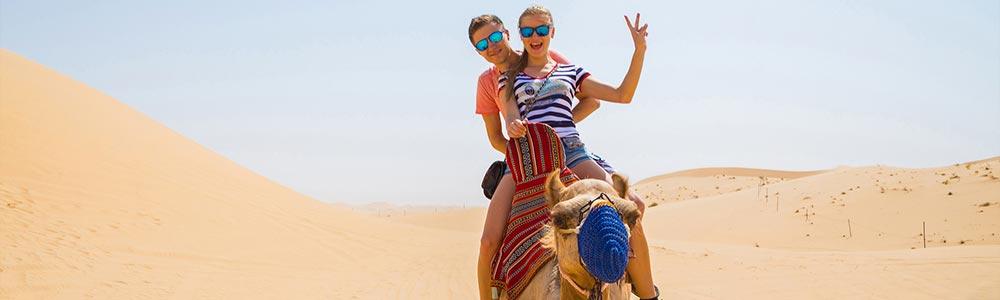 Day Seven:Safari Tour in Hurghada Desert