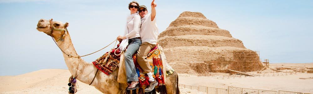 Tour Itinerary:Tour to Sakkara, Memphis and Dahshure from Alexandria Port