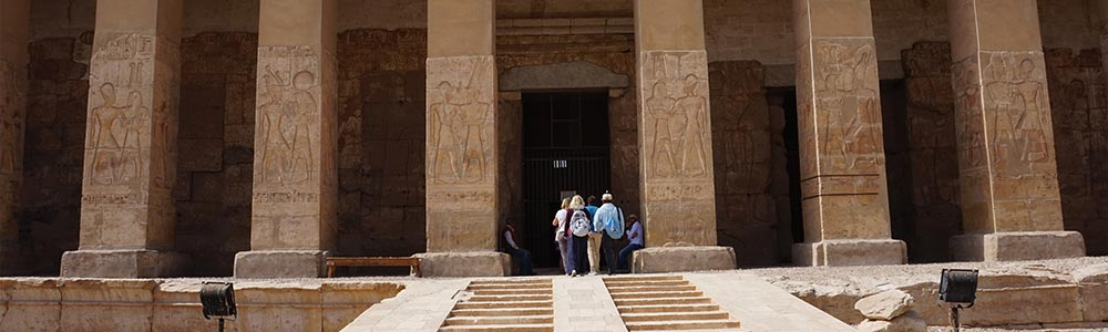 Day Seven:Tour to Dendara & Abydos Temples